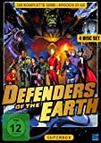 Defenders of the Earth - Superbox (4 DVDs)