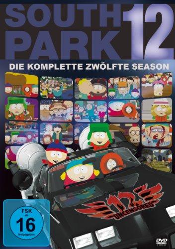 South Park Staffel 12 (3 DVDs)