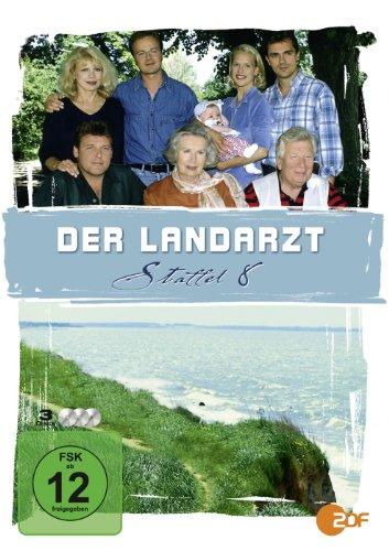 Der Landarzt Staffel  8 (3 DVDs)