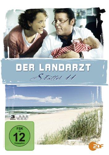 Der Landarzt Staffel 11 (3 DVDs)