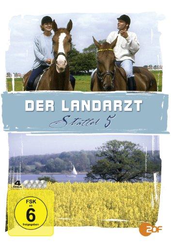 Der Landarzt Staffel  5 (4 DVDs)