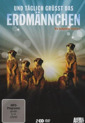 Und täglich grüßt das Erdmännchen Staffel 2 (2 DVDs)