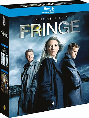 Fringe Series 3 [Blu-ray]