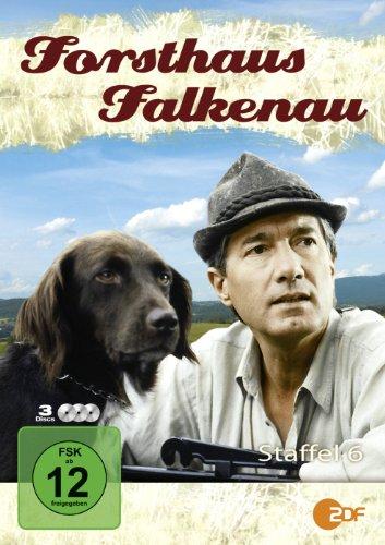Forsthaus Falkenau Staffel  6 (4 DVDs)