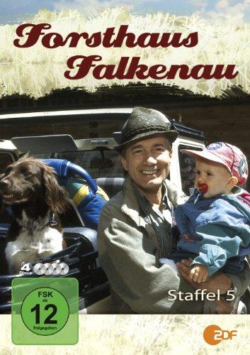Forsthaus Falkenau Staffel  5 (4 DVDs)
