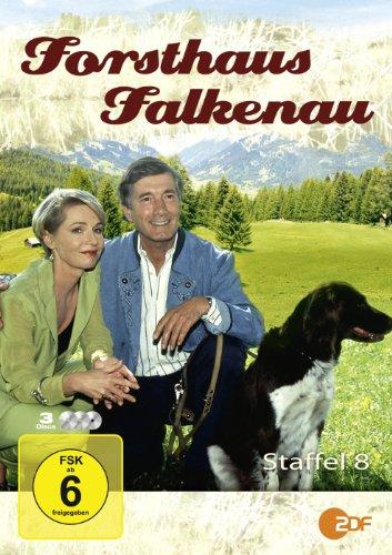Forsthaus Falkenau Staffel  8 (3 DVDs)