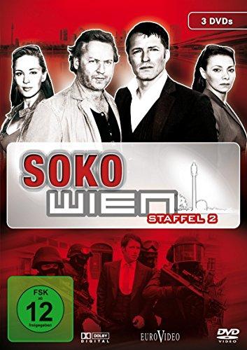 SOKO Wien Staffel  2 (3 DVDs)