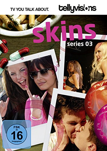 Skins Staffel 3 (3 DVDs)