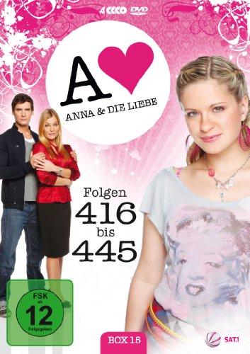 Anna und die Liebe Box 15, Folgen 416-445 (4 DVDs)