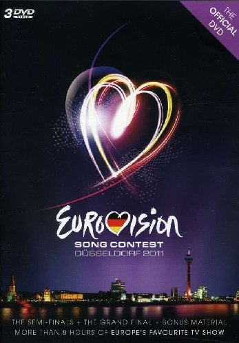 Eurovision Song Contest 2011 (3 DVDs)