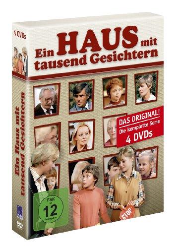 Ein Haus mit tausend Gesichtern Die komplette Serie (4 DVDs)