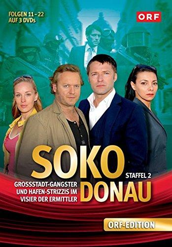 SOKO Donau Staffel  2 (3 DVDs)