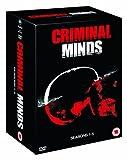 Criminal Minds - Series  1-5