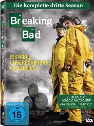 Breaking Bad Season 3 (4 DVDs)