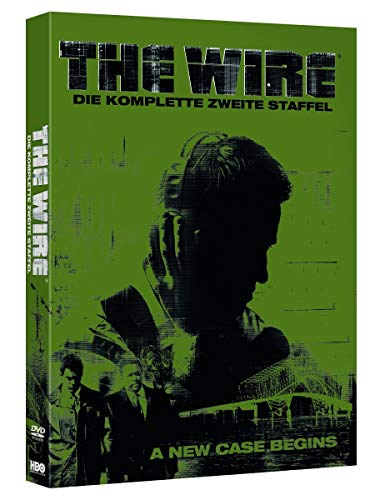 The Wire Staffel 2 (5 DVDs)