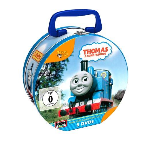 Thomas und seine Freunde Tin Box (5 DVDs)