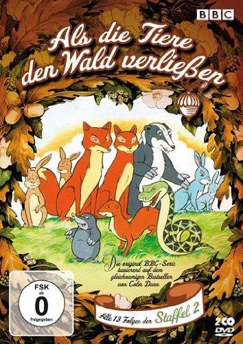 Als die Tiere den Wald verließen - Staffel 2 (2 DVDs)