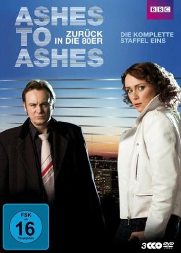 Ashes to Ashes: Zurück in die 80er Staffel 1 (3 DVDs)
