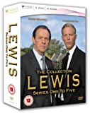 Lewis - Series 1-5 - Complete (19 DVDs)