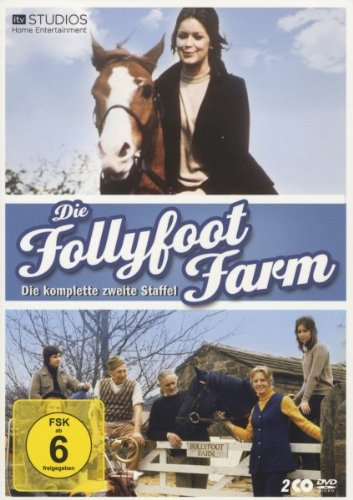 Die Follyfoot-Farm Staffel 2 (2 DVDs)