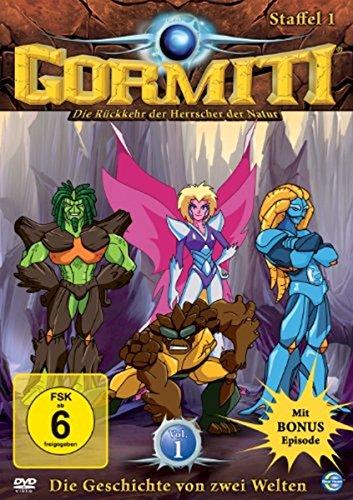 Gormiti Staffel 1.1: Die Geschichte von zwei Welten