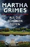 All die schönen Toten: Ein Inspektor-Jury-Roman [Kindle Edition]