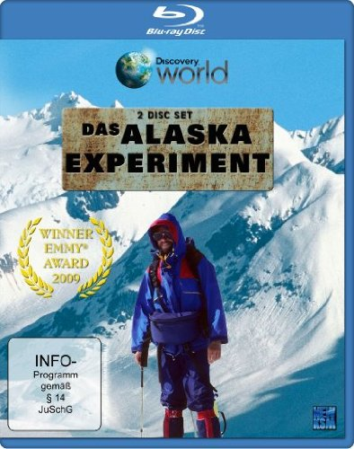 Discovery World - Das Alaska Experiment [Blu-ray]