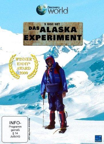 Discovery World - Das Alaska Experiment (3 DVDs)