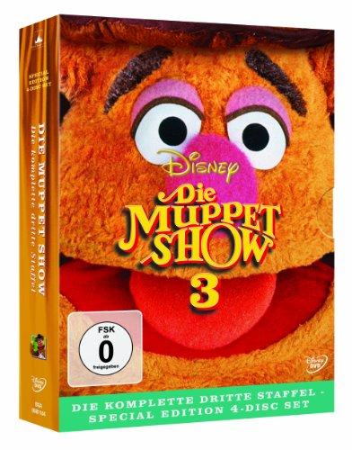 Die Muppet Show Staffel 3 (Special Edition) (4 DVDs)
