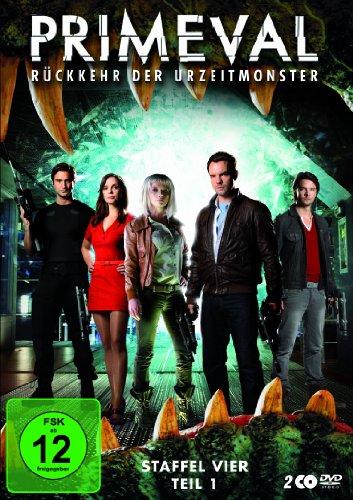 Primeval - Rückkehr der Urzeitmonster: Staffel 4.1 (2 DVDs)
