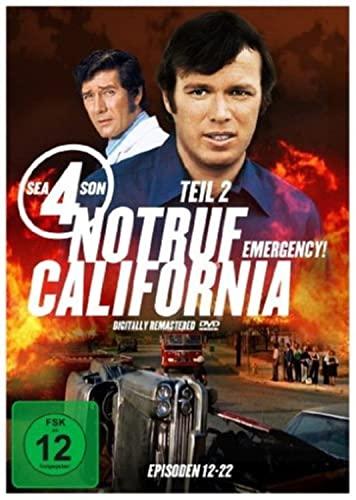Notruf California Staffel 4.2/Episoden 12-22 (3 DVDs)