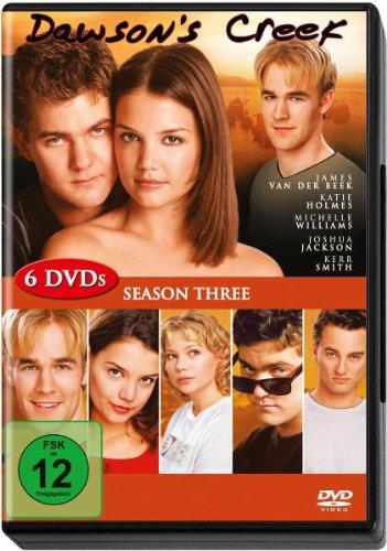 Dawson's Creek Season 3 (6 DVDs)