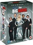 The Big Bang Theory - Series 1-4 Box Set