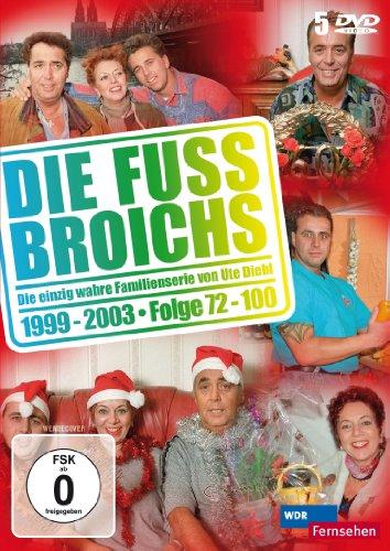 Die Fussbroichs Staffel 4 - Folgen 72-100 (5 DVDs)