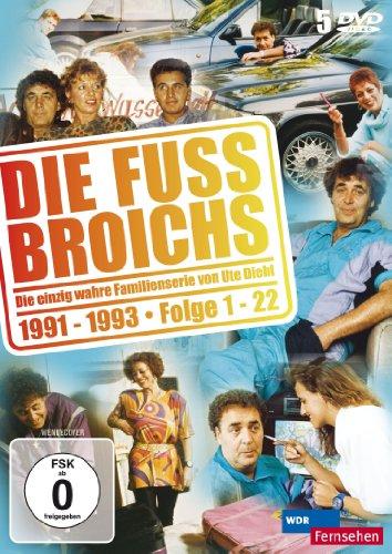 Die Fussbroichs Staffel 1 - Folgen 1-22 (5 DVDs)