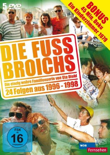 Die Fussbroichs Staffel 3 - Folgen 46-71 (5 DVDs)