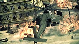 Screenshot: Ace Combat - Assault Horizon