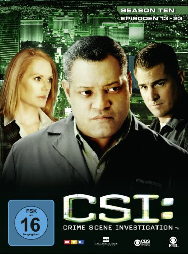 CSI Season 10 / Box-Set 2 (3 DVDs)