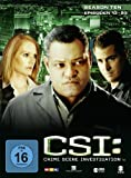 CSI - Season 10 / Box-Set 2 (3 DVDs)