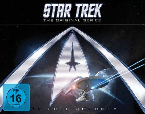 Star Trek Die komplette Serie: The Full Journey (23 DVDs)