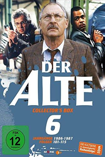 Der Alte Collector's Box Vol. 6, Folge 101-115 (5 DVDs)