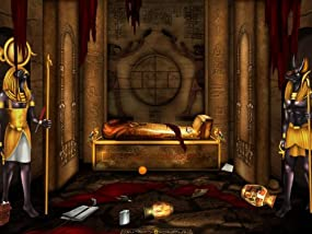 Das Geheimnis der ägyptischen Mumie, Abbildung #02