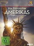 Die Geschichte Amerikas - Die Biografie einer Nation (3 DVDs)