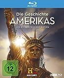 Die Geschichte Amerikas - Die Biografie einer Nation [Blu-ray]