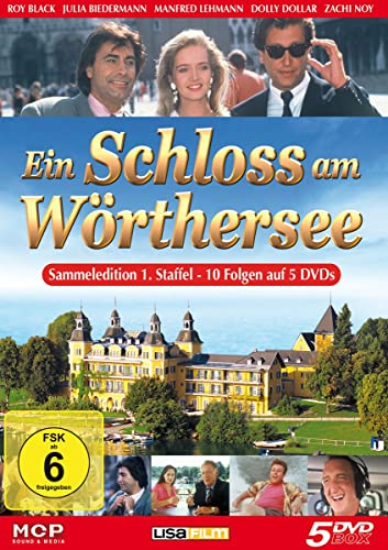 Ein Schloß am Wörthersee Sammeledition Staffel 1 (5 DVDs)