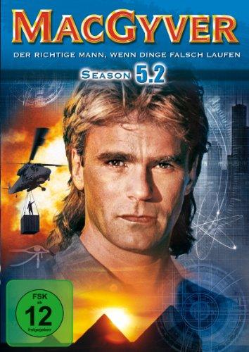 MacGyver Staffel 5, Vol. 2 (3 DVDs)