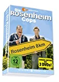 Die Rosenheim Cops - Staffel 10/Folge 1-15 (3 DVDs)