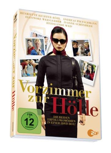 Vorzimmer zur Hölle + Vorzimmer zur Hölle Streng geheim! 2 DVDs