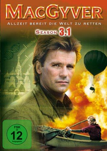 MacGyver Staffel 3, Vol. 1 (2 DVDs)