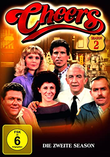 Cheers Season  2 (3 DVDs)
